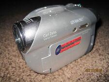 Sony DCR-DVD105E Videocamera. difettoso!!!