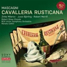 Mascagni: Cavalleria Rusticana (Remastered), , Very Good