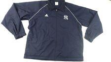 New York Yankees Adidas Warm Up Jacket Blue XL