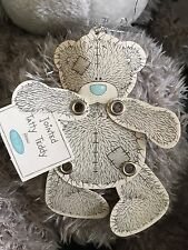 VERY RARE LARGE POSEABLE & SMALL KEYRING JOINTED ME TO YOU TATTY TEDDY BEARS