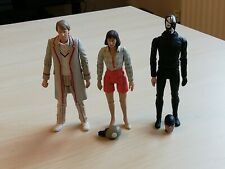 Fifth Doctor Peri Brown and Sharaz Jek Figures from The Caves Of Androzani
