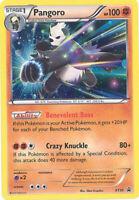 3 x Pokemon Card Promo #XY50 - PANGORO (holo-foil) - NM/Mint