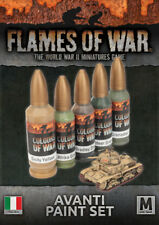Flames of War Italian Avanti Paint Set CWP150 Battlefront