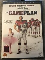 The Game Plan - DVD - WIdescreen - Slipcover - Dwayne Johnson - New and Sealed