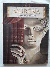 Murena - T1 - La Pourpre et l'Or - Dufaux / Delaby - Edition Spéciale