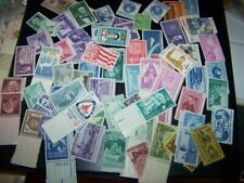 50 to 80 YEAR OLD US Postage Vintage Stamp Collection in Glassine Envelopes