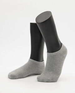 IISER No Show Socks 3 Pack