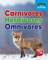 Foxton Primary Science: Carnivores Herbivores Omnivores (KS1 Science) NEW