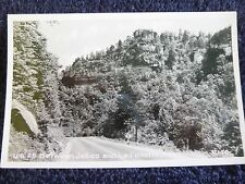 1940's RPPC U.S. 25 Between Jellico and LaFollette, Tn Tennessee PC Cline