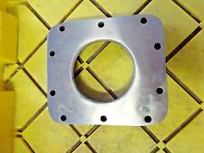 DETRIOT DIESEL 6167786 HEAT EXCHANGER END PLATE CUSTOM CHROME PLATE