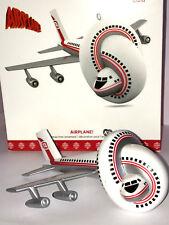 Hallmark Keepsake 2017 Airplane The Movie Christmas Ornament Collectible New