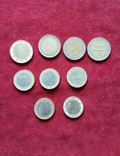 Lot Of 1 And 2 Euro Coins