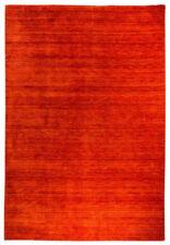 Tapis bleu pour la maison en 100% laine, 300 cm x 400 cm