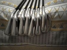 Mizuno jpx 900 hot metal irons Graphite Project X 60g A Flex 5-sw Stunning Clubs