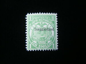 Swaziland Scott #5 Mint Never Hinged O.G. $42.00 MNH Nice!!
