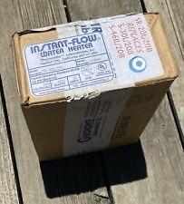 Instant-Flow Water Heater Chronomite 208 V 4160 Watt 20 Amps New Unopened Box