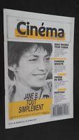Revista Semanal Cinema N º 431 de La 2A 8 Mars 1988