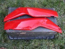 Ducati Super Sport 600-SS-750-SS-900-SS Heckseitenteile original Rot, Bj.93