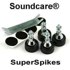 1 Set M8 soundcare superspikes Altavoz/Altavoz Picos. nuevo