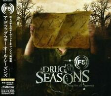 Drug For All Seasons by F5 (Rock) (Cd, Jun-2005, Jvc Victor) Megadeth