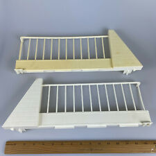 1984 Mattel Barbie Glamour Home Railing & Posts 3rd Floor Accessory Replacement