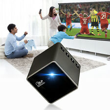 1080P Mini LED Portable Wireless Pocket WiFi DLP Multimedia Video Projector Home