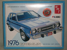 AMT 1/25 Scale 1976 Gremlin, 2 In 1 Customizing Kit - Factory Sealed