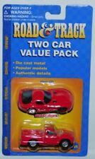 MAISTO ROAD & TRACK 2 CAR VALUE PACK VIPER GTS & DAKOTA PICKUP