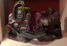 He-Man Masters of the Universe vintage Snake Mountain - used/working condition