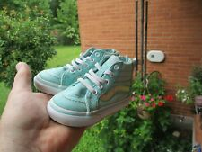 Vans off the wall Baby Girl Size 4.5C Wow!