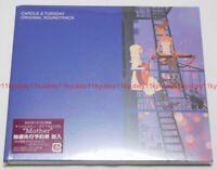 New CAROLE & TUESDAY ORIGINAL SOUNDTRACK CD Japan VTCL-60508 4580325329070