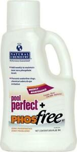 Natural Chemistry Pool Perfect + PHOSfree - 2 Liter