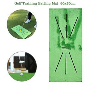 Golf Trainingsmatte für Swing Detection Batting Practice Training Aid Spiel Mat