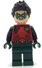 LEGO ROBIN MINIFIGURE SUPER HERO BATMAN AUTHENTIC FIG