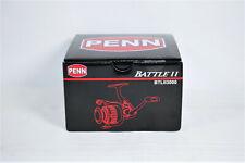 Penn Battle II BTLII3000 Spinning Fishing Reel  #928