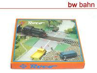Roco H0 04785A / 40079 Mechanischer Bahnübergang Neu