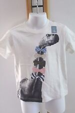 Baby Gap Boys Top Shirt Dinosaurs Bow Tie Blue NWT Size 2  NEW