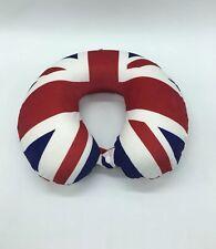 British Union Jack Flag Design Travel Support Cushion Neck Pillow