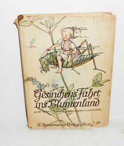 Gesinchens Fahrt ins Blumenland Else Wenz-Vietor & Hagdis Hollriede 1942 !