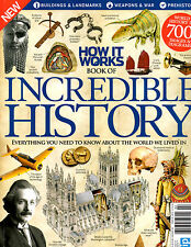 How It Works Book of Incredible History Iss 07 NEW Anicient History Weapons War
