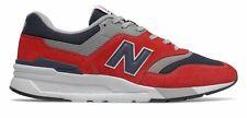 New Balance Hombre Zapatos 997H rojo con azul marino