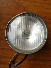 HONDA ATC OEM complete head light with glass lens bucket and rim