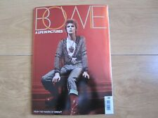Uncut Magazine January 2016 David Bowie,A Life In Pictures,New.