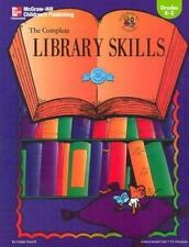 Complete Library Skills: Grade K - 2 (The Complete Library Skills Series) by Tur