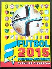 100% COMPLETE ARGENTINA CDP FUTBOL 2015 STICKER SET + ALBUM
