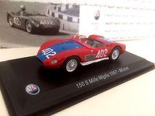 VOITURE MASERATI 150 S Mille Miglia 1957 Michel 1/43 EME