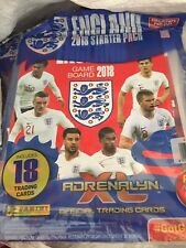 Panini Adrenalyn XL England 2018 Sealed starter Pack
