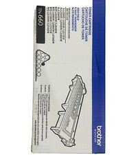 NEW GENUINE - BROTHER TN-660 BLACK TONER CARTRIDGE - HL-L2360DW SEALED
