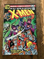 Uncanny X-Men #98, VF 8.0, Storm, Wolverine, Cyclops, The Sentinels!