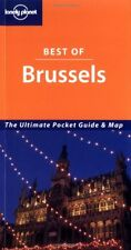 Brussels (Lonely Planet Best of ...), Smitz, Paul Paperback Book The Cheap Fast
